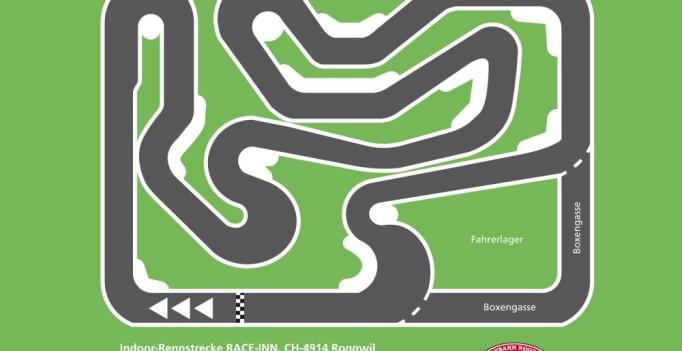 Streckenplan Race-Inn Roggwil