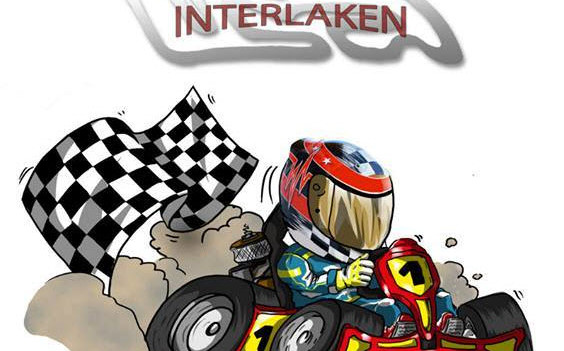 Kartbahn Interlaken