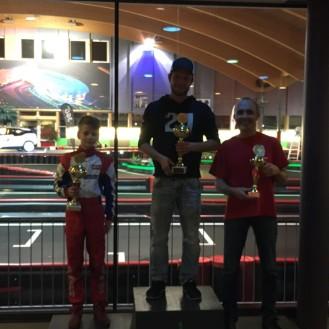 Kartrennen Kartpalais Race Belp SWISS KARTING LEAGUE