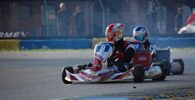 Schweizer Kartmeisterschaft - Photo: Autosport Schweiz