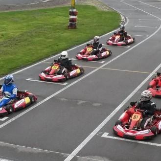 Turbo Kart Rennen Wohlen 24.04.16