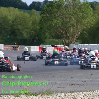 Schweizer Kartmeisterschaft Lignieres 22.05.2016