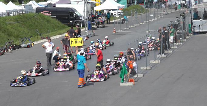 final-race-vorstart Lignieres SKM