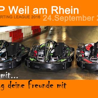 Kartrennen GP Weil am Rhein