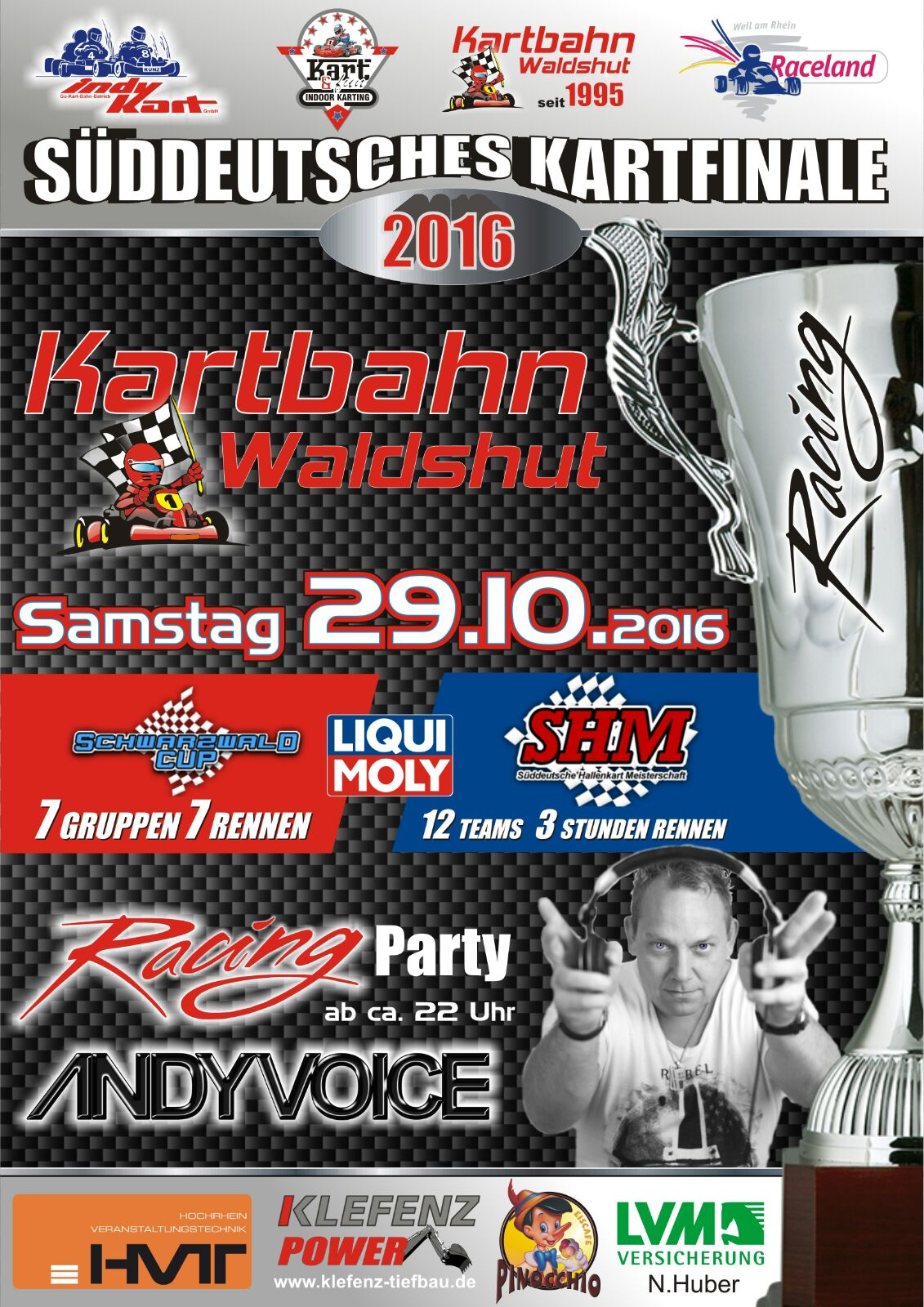 Schwarzzwald-Cup Finale 2016 in Waldshut