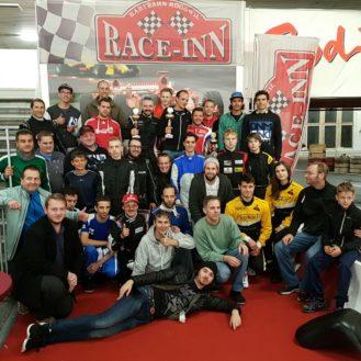 Teilnehmer GP Roggwil Kartrennen 15.10.2016 Race-Inn