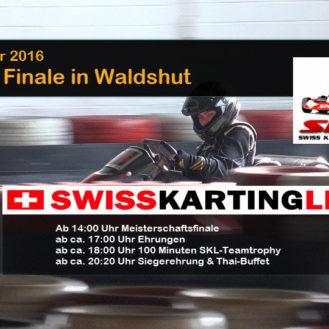 SKL Kart-Finale 2016 - Kartrennen Meisterserie