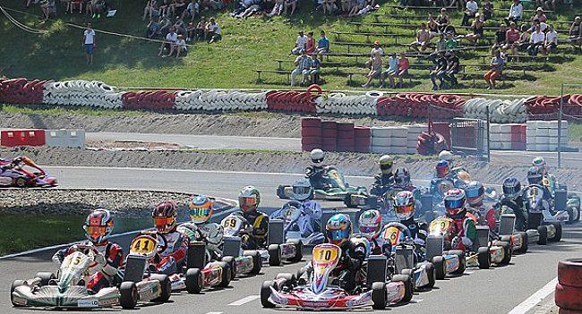 Schweizer Kart Meisterschaft 2017 Wohlen