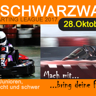 GP Schwarzwald 2017 Kartrennen Meisterschaft SKL Swiss Karting League
