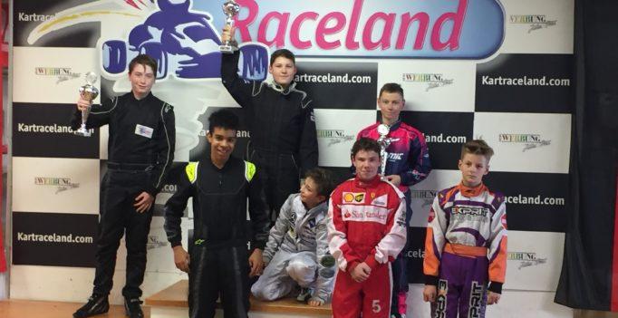 Junioren GP Weil am Rhein 2017 Kartrennen