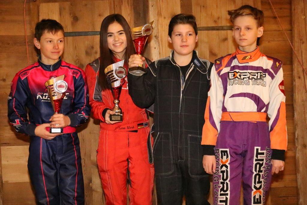 Kartrennen GP Oberaargau Junior-Elite