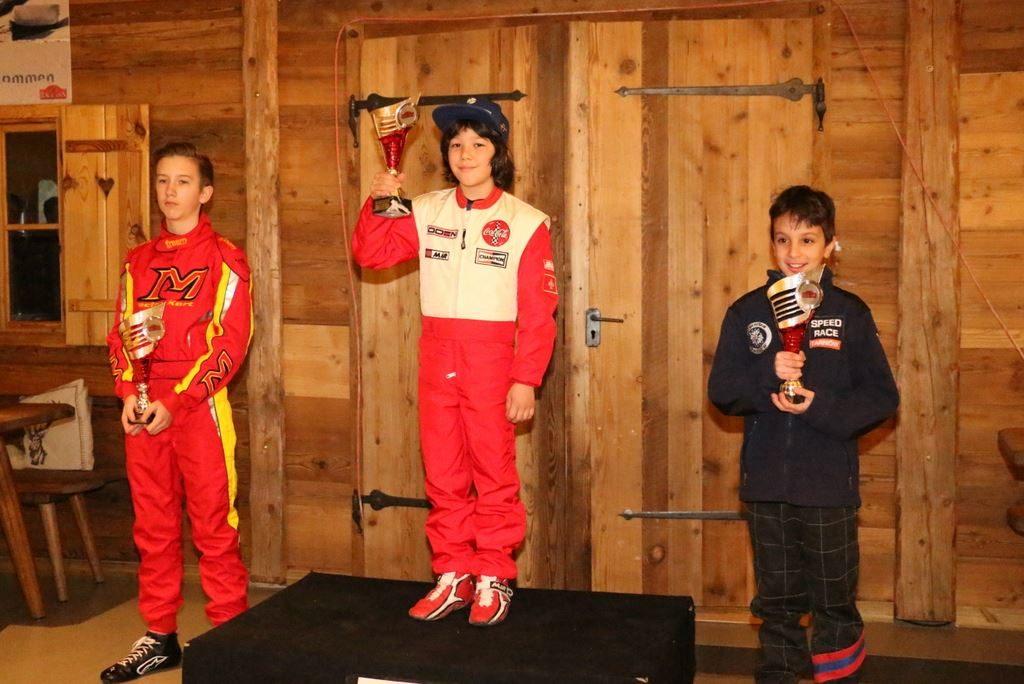Kartrennen GP Oberaargau Kinder Rookie-Kid