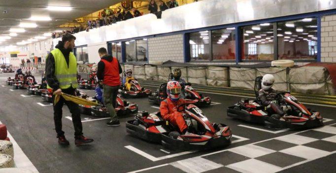 Startaufstellung GP Oberaargau SKL Teamtrophy
