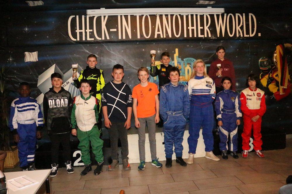 Rookie-KIDS Kartrennen GP Waldshut