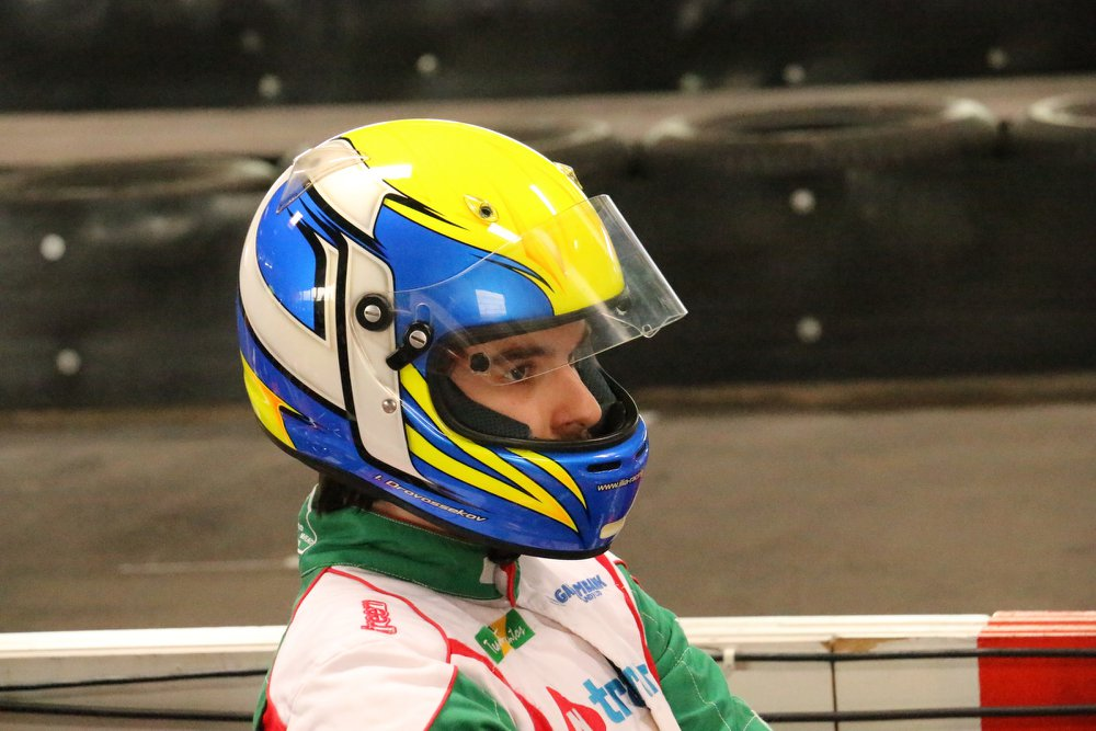 Ilja Drovossekov Kartrennen GP Singer - 1.Rang