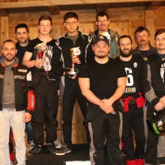 Kategorie Rookie-Big Kartrennen GP Oberaargau