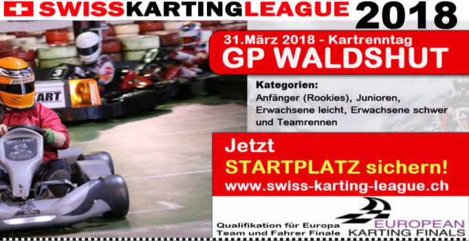 GP Waldshut Kartrennen 31.03.2018