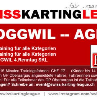 GP Roggwil Kartrennen Kartbahn Race-Inn 2018