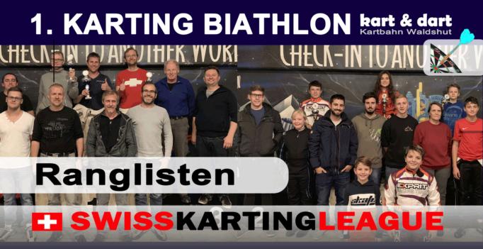 Ranglisten SKL-Karting-Biathlon Waldshut 2018
