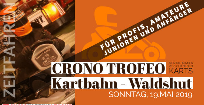 Crono Trofeo Indoorkart Zeitfahren Waldshut