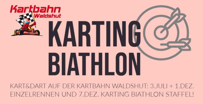 Karting Biathlon